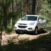 Тест-драйв Hyundai ix35 — решетка Моны Лизы