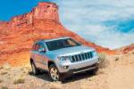 Jeep Grand Cherokee — индейцы и ковбойцы