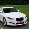 Смотрим в прищуренные глаза обновлённого седана Jaguar XF