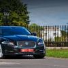 Пробуем длиннобазный Jaguar XJ в чёрном, белом и ещё кое-что