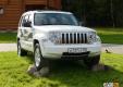Тест-драйв Jeep Cherokee — возвращение настоящего индейца