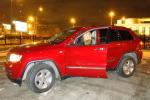 Тест-драйв Jeep Grand Cherokee 2011 — гора мощи и кроткий нрав