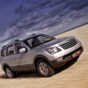 Пробираемся через казахскую пустыню на Kia Mohave