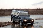 Тест-драйв Land Rover Defender: Его Величество