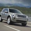 Тест-драйв Land Rover Freelander: Искусственный интеллект