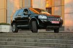 Тест-драйв Land Rover Freelander 2: родовитый гряземес