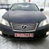 Тест-драйв Lexus ES 350: комфорт в деталях