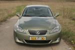 Тест-драйв Lexus IS250: младший брат
