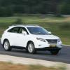Тест-драйв Lexus RX 450h: универсальный привод