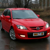 Тест-драйв Mazda3 MPS: красная бестия