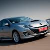Передаём друг другу на бегу хот-хэтч Mazda3 MPS
