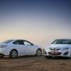 Узнаём, чем отличается обновлённая Mazda6 от старой