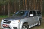 Тест-драйв Mazda BT-50: настоящий друг