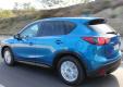 Тестируем предсерийные Mazda CX-5 в пригородах Италии