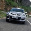 Тест-драйв Mazda CX-7 в лаваше