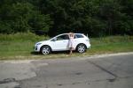 Тест-драйв Mazda CX-7: молдавское гостеприимство