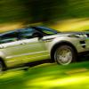 Заставляем Range Rover Evoque показать характер