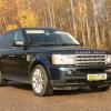 Тест-драйв Range Rover Sport: универсальный содат