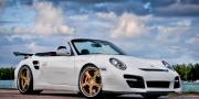 Фото Vorsteiner Porsche 911 V-RT Twin Turbo Cabriolet 2012