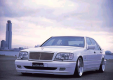 Фото WALD Mercedes S-Klasse W140