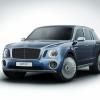 Bentley к 2015 году хочет продавать по 3 тысячи кроссоверов в год