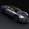 Фото Bugatti Veyron Sang Bleu Grand Sport 2009