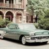 Фото Buick Super Riviera Coupe 1958