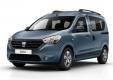 Dacia представила бюджетный фургон Dokker