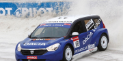 Фото Dacia Lodgy Glace Trophee Andros 2011