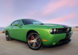 Фото Dodge Challenger SRT8 392 Green with Envy 2011