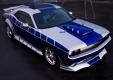 Фото Dodge Challenger by Mopar & Rich Evans Concept 2010
