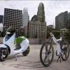 Электрический скутер от Smart появится в продаже в 2014 году