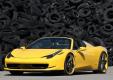 Ferrari 458 Spider получил адаптированный тюнинг-кит