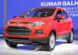 Ford начинает производство нового кроссовера EcoSport
