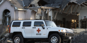 Фото Hummer H3 ARC American Red Cross 2006-2010