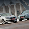 Отделяем зёрна от плевел в схватке седанов Kia Optima и Peugeot 508