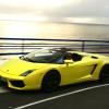 Фото Lamborghini Gallardo LP560-4 Spyder 2009