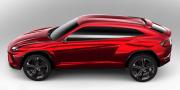 Фото Lamborghini Urus Concept 2012