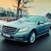 Mercedes-benz R-сlass. Вихри враждебные