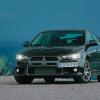 Mitsubishi Lancer Evolution X. Выстрел