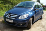Тест-драйв Mercedes B 170: спортивно-туристический класс