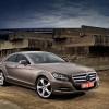Проводим баллистическую экспертизу седана Mercedes-Benz CLS