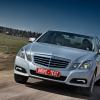 Знакомимся с новым седаном Mercedes-Benz E-класса