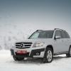 Знакомимся с кроссовером Mercedes-Benz GLK в Австрийских Альпах