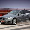 Берём Волоколамск на минивэне Mercedes-Benz R-класса