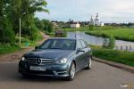 Тест-драйв Mercedes C-уздаль