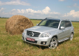 Тест-драйв Mercedes-Benz GLK: муза морщит лоб