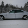 Тест-драйв Mercedes-Benz S500 W221: он не летает?!