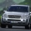 Mercedes-benz M-class. Эстафету принял