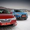 Сравниваем кроссоверы Mitsubishi ASX и Subaru Impreza XV